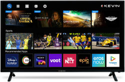 Kevin Smart 100 cm (40 inch) HD Ready LED TV - KN40SCA