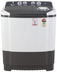 LG 7 kg Semi Automatic Top Load Washing machine - P7020NGAY Dark grey