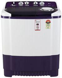 LG 8 kg Semi Automatic Top Load Washing machine - P8035SPMZ Purple