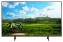 Panasonic Smart 109 cm (43 inch) 4K (Ultra HD) LED TV - 4K ULTRA HD LED TV TH-43FX650D