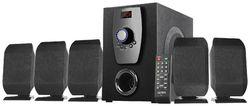 Intex 5 1 XV 650 FMUB Multimedia Speaker (Black)