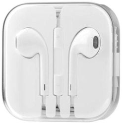BBE In-Ear Wired Headphone ( White )