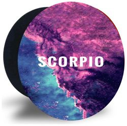 Emble Designer Pop Socket Scorpio