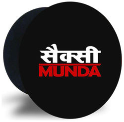 Emble Designer Pop Socket Sexy Munda