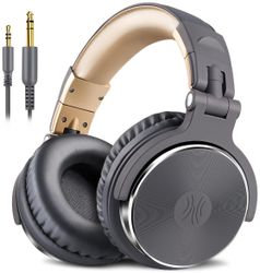 OneOdio PRO10WDGY Over-Ear Wired Headphone ( Grey )