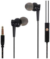 Rednix H10 In-Ear Wired Headphone ( Black )