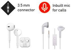 Kboom 1 YS and 1 Earphone In-Ear Wired Headphone ( Assorted )