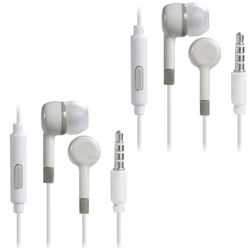 TRUOM MiCo-1 In-Ear Wired Headphone ( White )