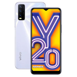 Vivo Y20i 3 GB 64 GB Dawn White