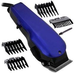 JM TR 263 Hair Clipper For Unisex ( Blue Direct AC Powered )