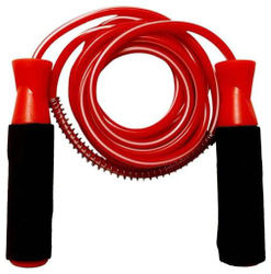 Best Qwality Fitness Speed Skipping Rope (Red Length 213 cm)