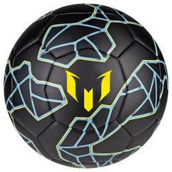 OMS best quality PVC football mess spider black