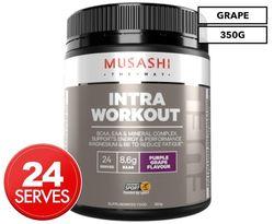 Musashi Intra-Workout Powder Purple Grape 350g