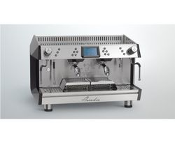 Bezzera Arcadia Professional Espresso Coffee Machine Ss 2 Group Pid With Display - ARCADIA-G2DP Commercial Coffee machines - Silver