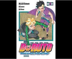 Boruto : Naruto Next Generations, Vol. 9