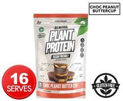 Muscle Nation All Natural Plant Protein Choc Peanut Butter Cup 560g