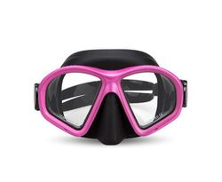 Adore Diving Mask Anti-Fog Tempered Glass Waterproof Lens Swimming Goggles Suitable For Snorkeling Scuba Diving For Adult-Spray paint powder