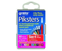 Piksters Tooth Cleaner Size 4 40 Pack