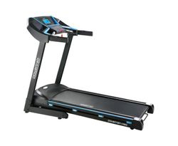 Powertrain K1000 Foldable Treadmill with Incline for Home Gym Cardio