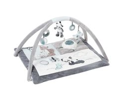Nattou Loulou, Lea & Hippolyte - Floor Playmat With Arches - 25 Interactive Activities