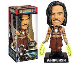 Iron Man 2 Whiplash Wacky Wobbler Bobble Head
