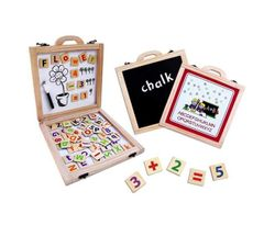 Magnetic Learning Activity Case