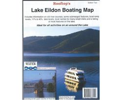 Rooftop's Lake Eildon Boating Map