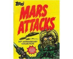 Mars Attacks - Hardback