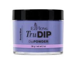 Ezflow Trudip Nail Dipping Powder - Boozy Blue (56g)