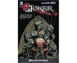 The Joker Death Of The Family (The New 52) : Death of the Family (The New 52)