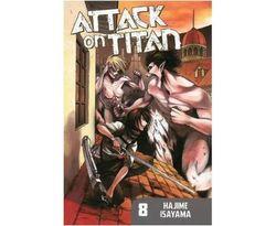 Attack on Titan, Vol. 8