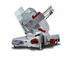 Roband Noaw Fully Automatic Slicer - Heavy Duty with Speedy Blade Remover system RB-NS350HDX Meat Slicers - Silver