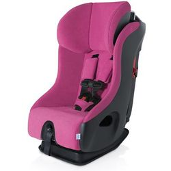 Clek Fllo Convertible Car Seat with Anti-Rebound Bar - C-Zero Flamingo