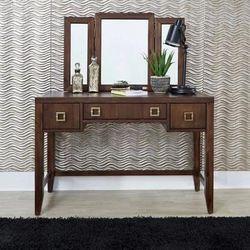 Bungalow Vanity & Mirror - Homestyles Furniture 5507-70