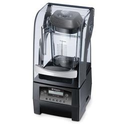 Vitamix Commercial 036019 The Quiet One Countertop Drink Blender w/ Tritan Container, (34) Programs