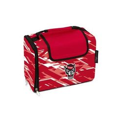 Logo Red NCAA NC State Wolfpack 12-Pack Kase Keeper
