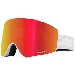 Dragon Alliance PXV2 Snow Goggles CORDUROY/RED ION