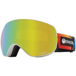 Dragon Alliance X2S Snow Goggles HOTDUCK/GOLD ION