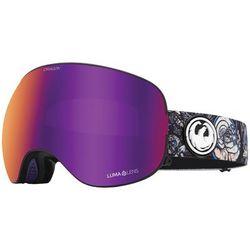 Dragon Alliance X2 Snow Goggles SCHOPHDAP20/PURPLE ION
