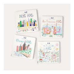 Big City ABC Baby Book