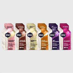 GU Energy Gel Assorted 24 Pack Nutrition