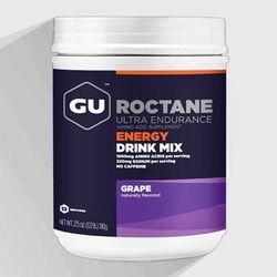 GU Roctane Energy Drink 12-Serving Tub Nutrition Grape