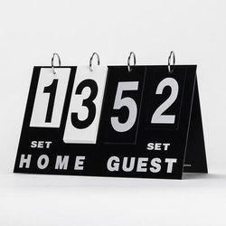 Oncourt Offcourt Quick Score Tennis Scorekeepers