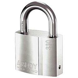 """ABLOY PLI330/25B-KD Keyed Padlock,Different,1-57/64""""W"""