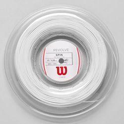 Wilson Revolve 17 660' Reel Tennis String Reels White