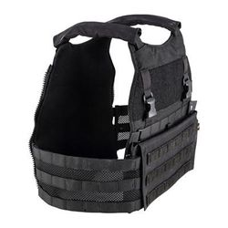 Velocity Systems Scarab Light Plate Carrier - Scarab Light Plate Carrier Black Med