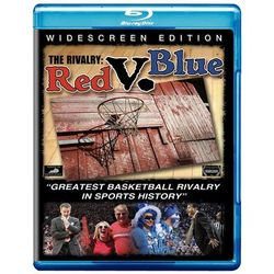 Kentucky Wildcats The Rivalry: Red V. Blue Blu-Ray Disc