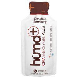 Huma Plus Gel 24 Pack Nutrition Chocolate Raspberry