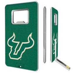 South Florida Bulls 16GB Credit Card Style USB Bottle Opener Flash Drive