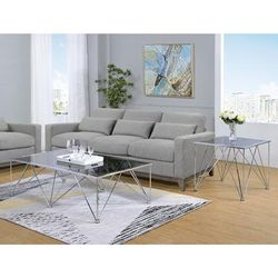Macie 2PC Occasional Set-Coffee Table & End Table - Picket House Furnishings CAN1002PC